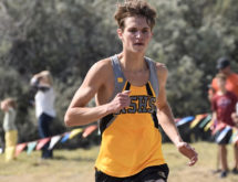 Fossey Finishes Fourth at State Cross Country