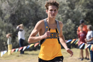 Fossey Finishes Second in Chief Nation Invite