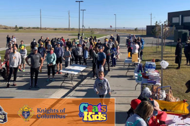 Run for a Great Cause at the Coats for Kids 5K Family Walk/Run and 10K Trail Challenge
