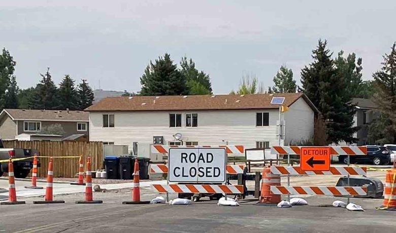 GR Residents Asked to Detour Around Harrison Elementary School