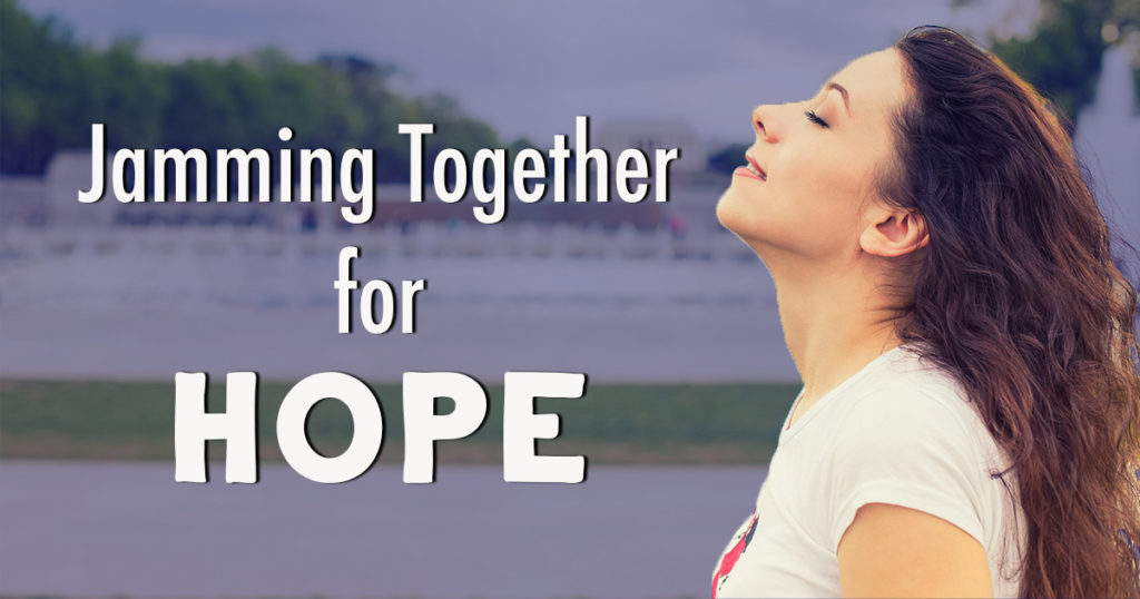 Support Mental Health Awareness at the 'Jamming Together for Hope' Event This Saturday