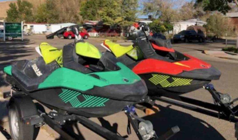 GR Officers Seek Information on Stolen Paddle Boards, Jet Ski