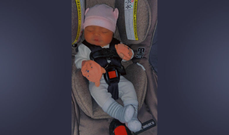 Birth Announcements: Genesis Joy Torres