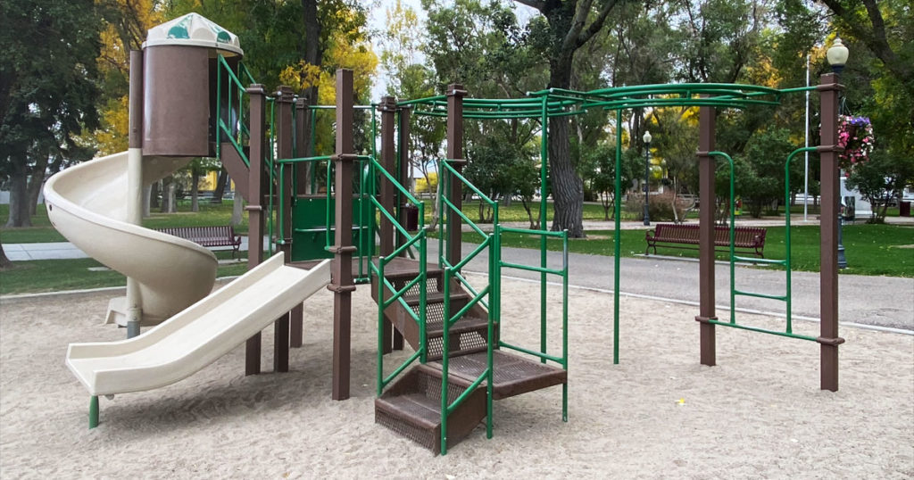 Bunning Park Receives Grant Money for Playground Improvements