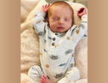 Birth Announcements: Noah James Searle
