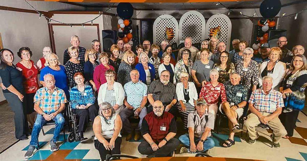 RSHS Class of 1970 Celebrates 51st Class Reunion