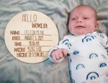 Birth Announcement: Easton Meade Taylor