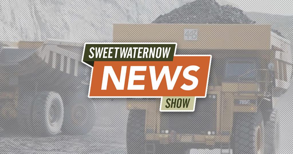 SweetwaterNOW News Show: Bridger Coal Company Will Permanently Close Underground Mining