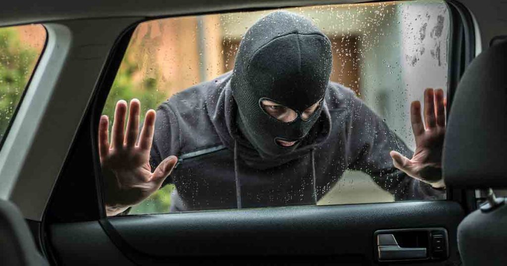 RSPD Reports Spike in Vehicle Thefts and Burglaries