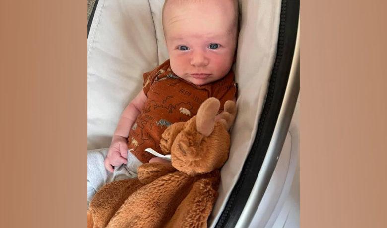 Birth Announcements: Elijah Paul Buller