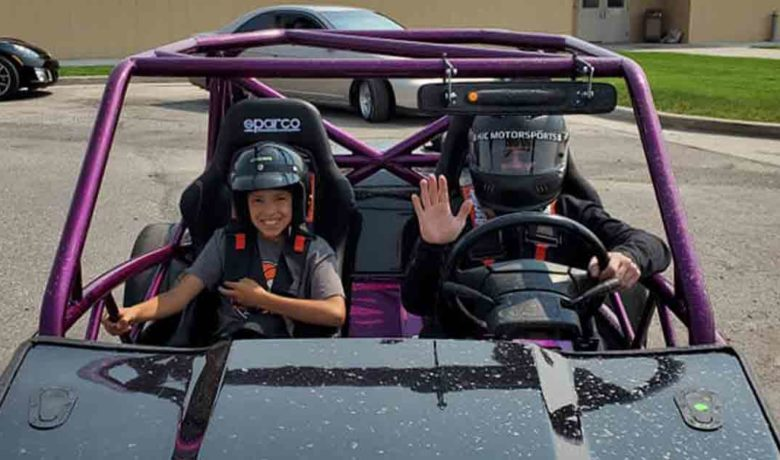 Sweetwater County Foster Care Youth to Benefit from Autocross Event