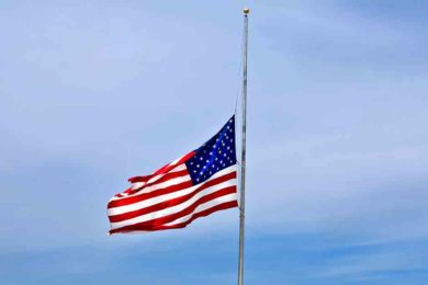 Flags to Fly at Half-Staff Saturday in Honor of Patriot Day