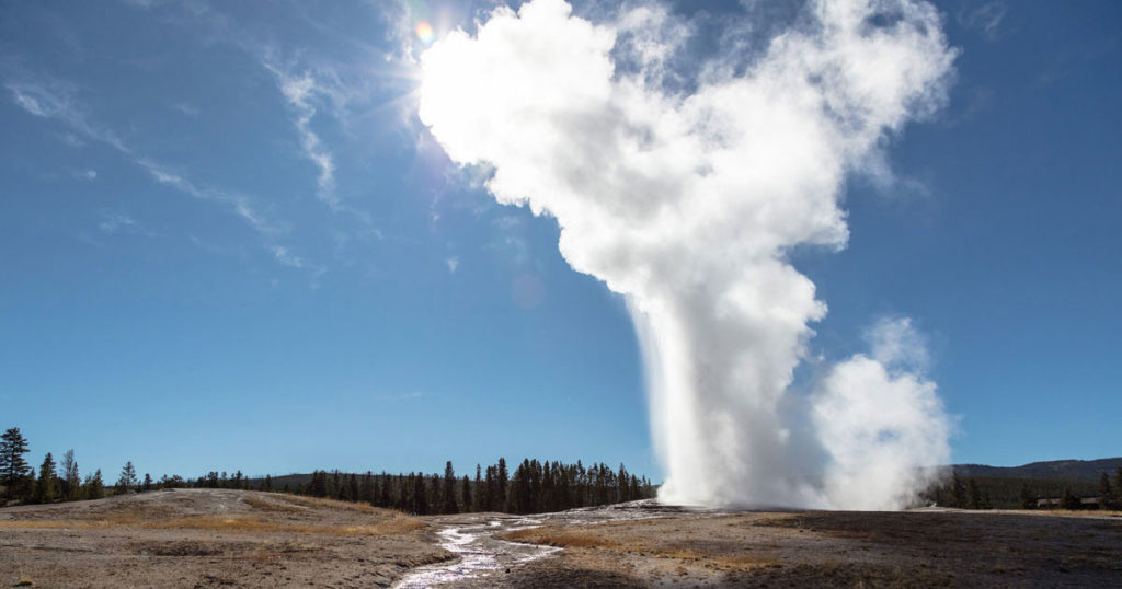 19-Year-Old Woman Suffers Significant Thermal Burns in Yellowstone