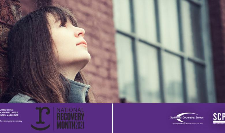Recovery is for Everyone– Every Person, Every Family, Every Community
