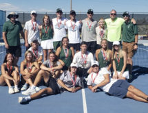 Wolves Tennis Celebrates Success at Regionals