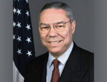 Gordon Orders Flags Flown at Half-Staff in Honor of General Colin Powell