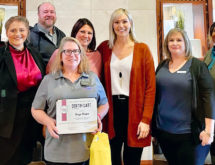 Travel and Tourism Board Recognizes R.E.A.C.H. Winners for Third Quarter