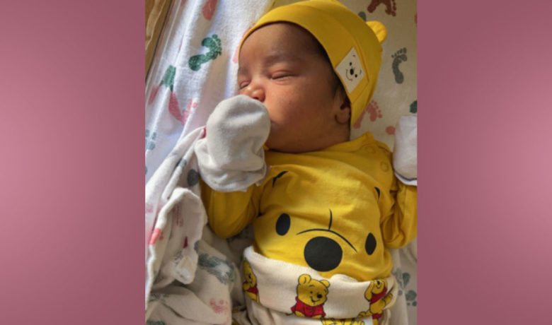 Birth Announcements: Yadriel Benjamín Leon