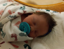 Birth Announcements: Charlee Natalya Lacey