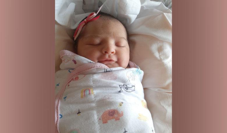 Birth Announcements: Ellie Laura Addison Murphy