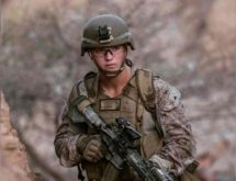 Flags to Fly at Half-Staff to Honor Wyoming Marine