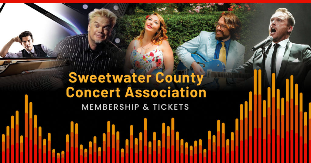 Sweetwater County Concert Association Announces New Season