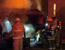 Green River Fire Department Responds to Early Morning Fire