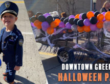 Get Spooky at the Downtown Green River Halloween Parade