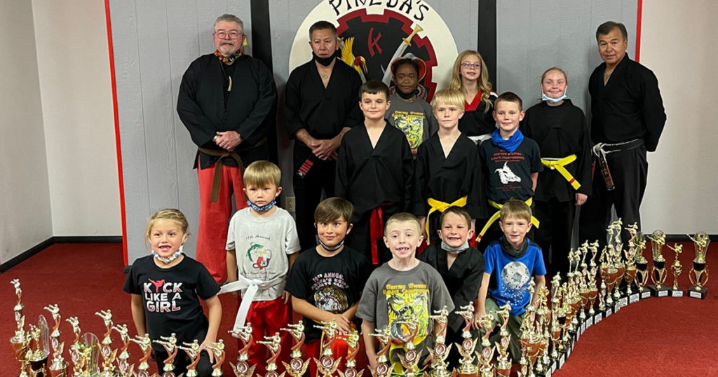 Pineda's Kenpo Karate Crowns Three Grand Champions at Western Wyoming Karate Championships