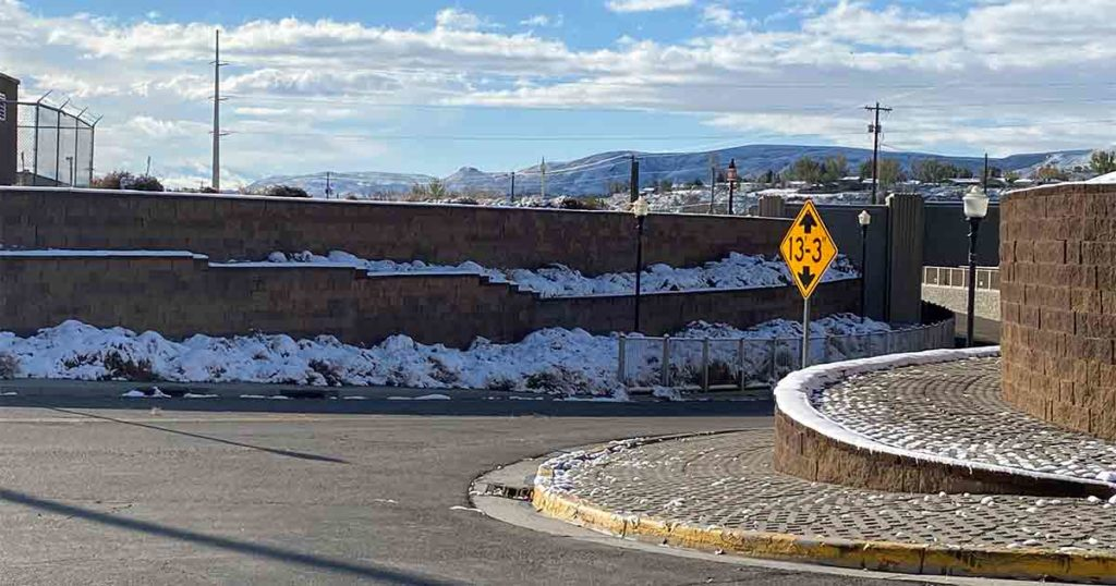 City of Green River to Restrict Traffic on Underpass Tomorrow Morning